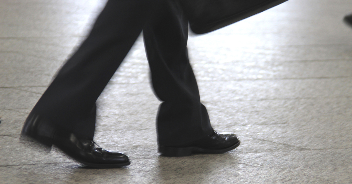 仕事のできる男が履いてはいけない靴とは