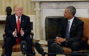 ワシントンはどう反応した?<br />トランプ路線に揺れる米国中枢