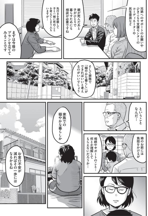 親とひきこもりの子のサバイバル・プランとは?(7)