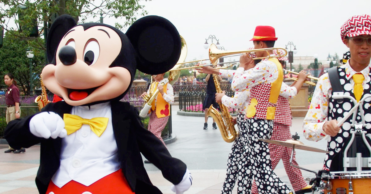 上海ディズニーランドが開園100日でガラガラの理由