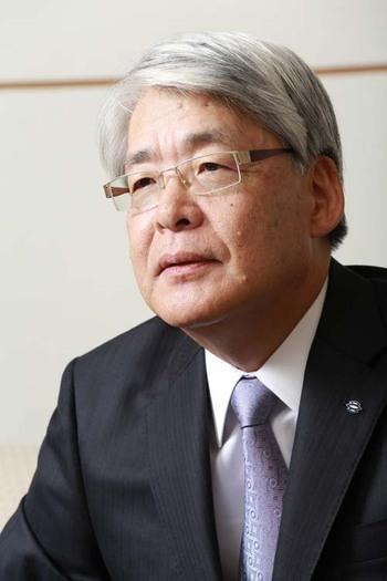 日本損害保険協会長、日本興亜損害保険社長 二宮雅也 <br />中期基本計画の重点課題は3つ <br />シルバードライバーへの啓蒙にも力