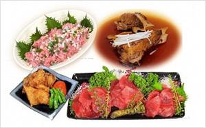 「天然メバチマグロ」と「天然メカジキ」がもらえる「千葉県船橋市」