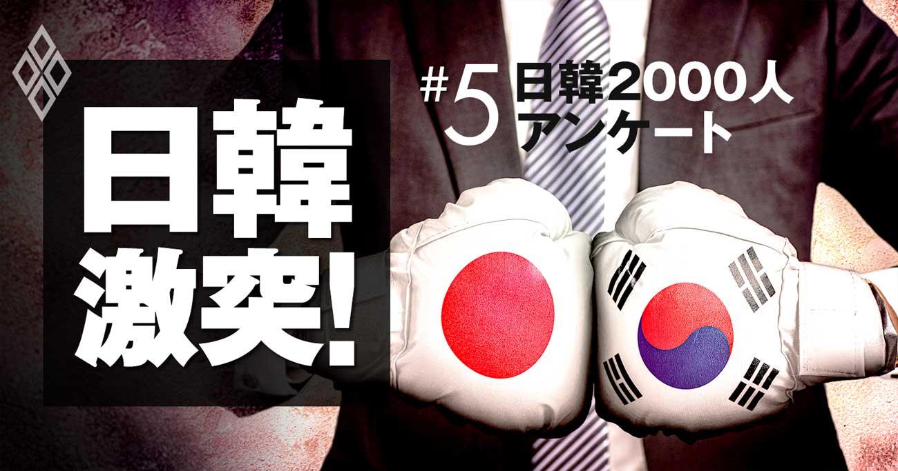 日韓ビジネスパーソン2000人アンケート、意外にも日本人の方が感情的