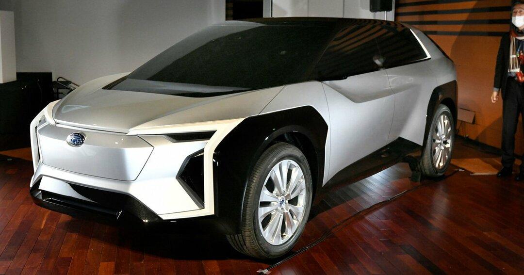 SUBARU「電動化」計画発表、トヨタと共同でくり出す新型EVの全貌