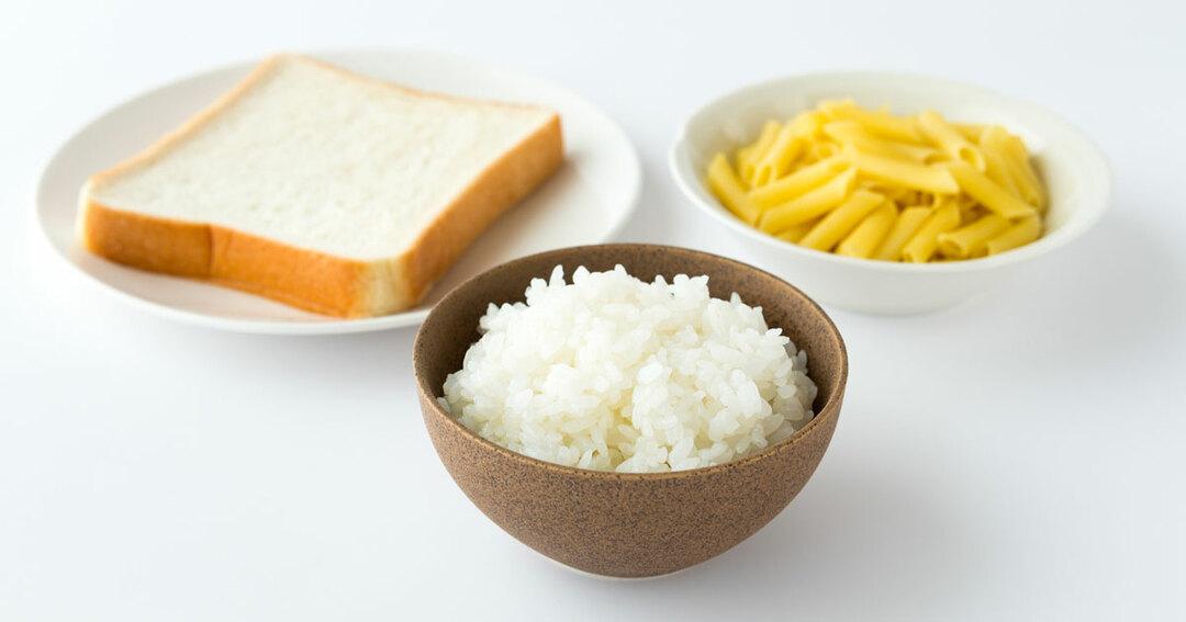 糖質制限のために「主食100%カット」の落とし穴