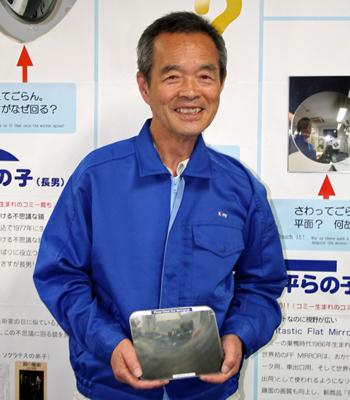 世界の航空機がこぞって導入する日本製「気くばりミラー」とは ...