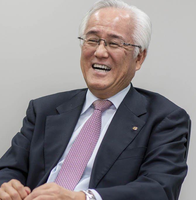 田中正明会長