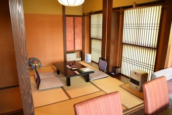 別邸「美月庵」の「月」の和室