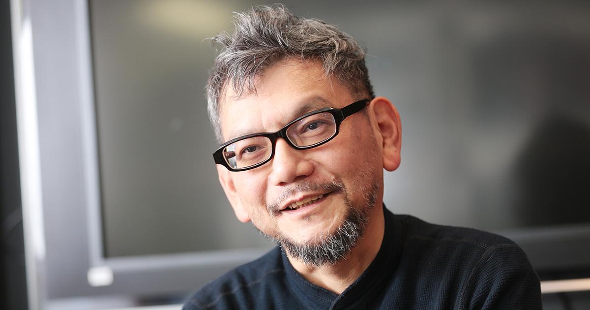 庵野秀明監督が初めて語る経営者としての10年(上)