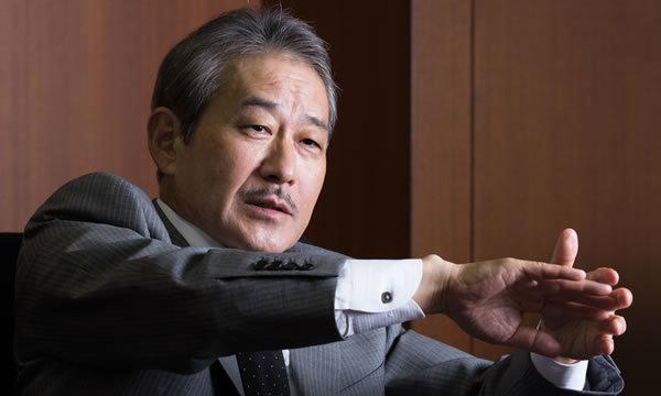 倉井敏磨(三菱ガス化学  代表取締役社長 )