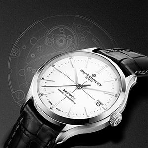 ジュネーブサロン開幕!2018年、注目の新作時計を紹介する!【Vol.9】ボーム&メルシエ
