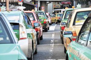 初乗り410円も長距離は実質値上げ、中小タクシー淘汰へ