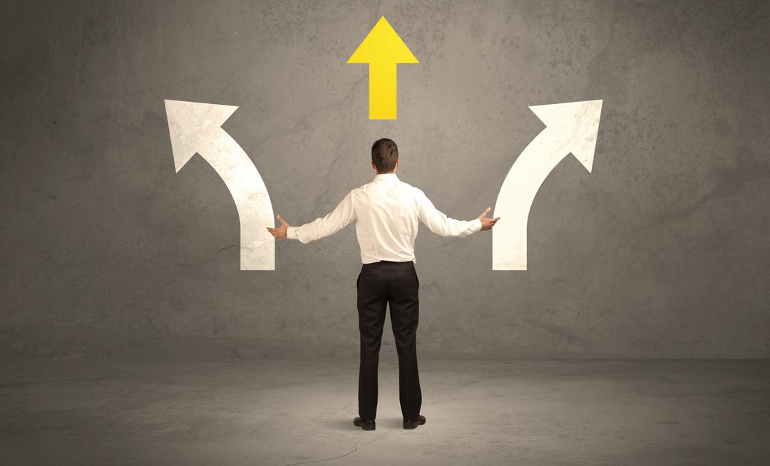 優れたリーダーは、メンバーが<br />「全速前進!」できるビジョンを描く