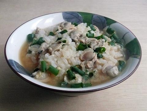 縄文時代から食された健康食品の蜆《しじみ》<br />江戸の朝の定番メニューは「蜆の味噌汁」