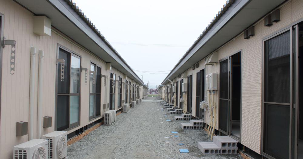 低所得層ほど「住まい難民」になりやすい被災地の現実
