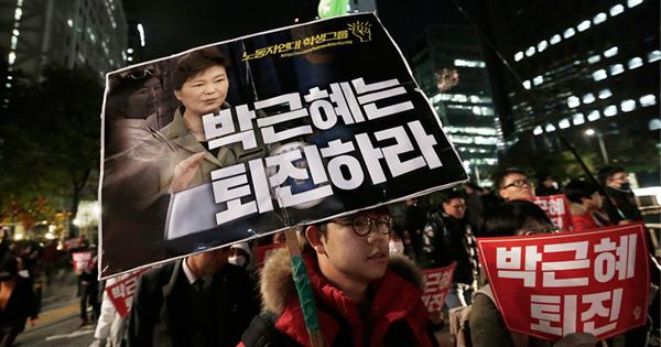 韓国野党が朴大統領の弾劾訴追をためらう事情