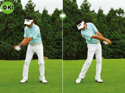 【第5回】アマチュアゴルファーのお悩み解決セミナー<br />Lesson5「リストバンドでらくらくスライス矯正!」