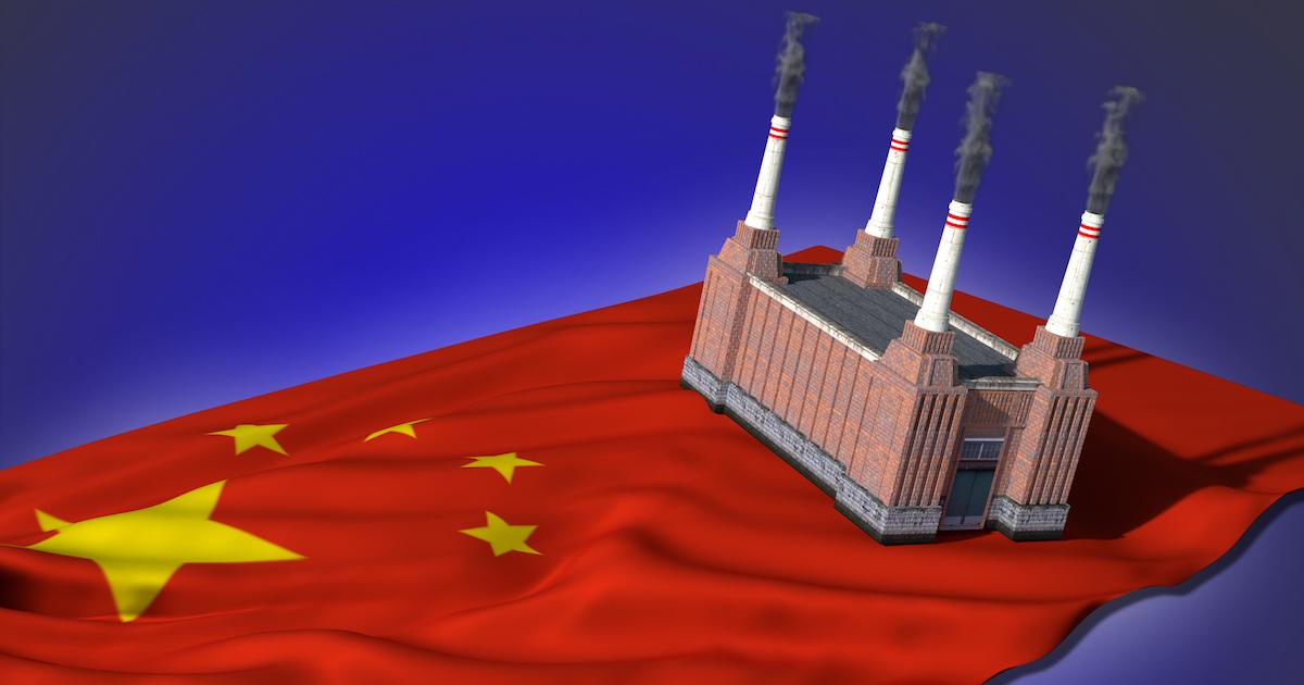 中国の過剰生産、政府の意図に反して生産量が拡大する理由