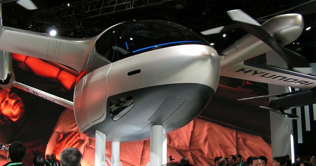 空飛ぶタクシーSA-1