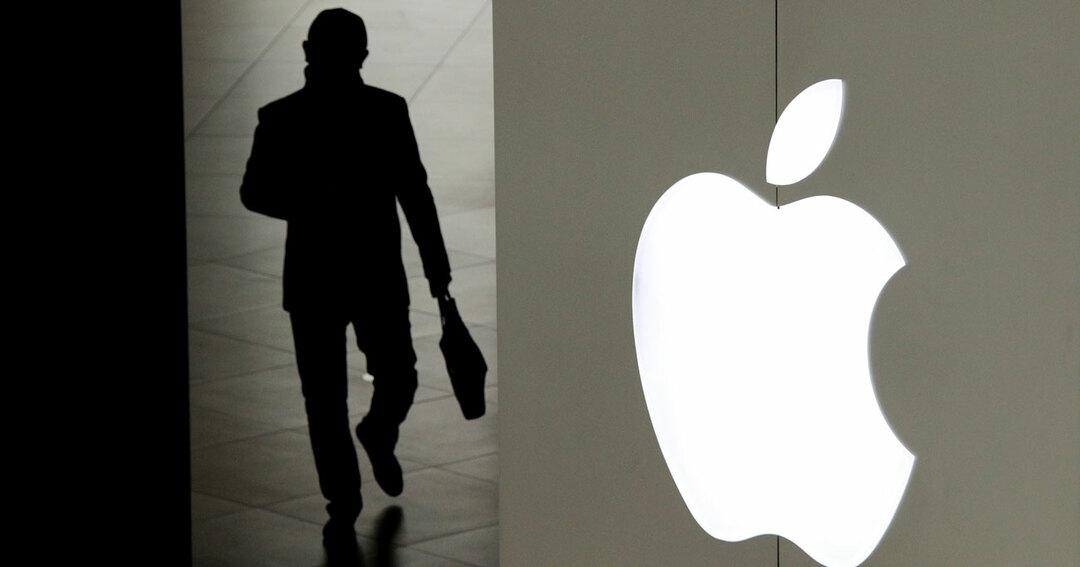 中国スマホメーカーの健闘に比べ、アップルの低迷が目立つ