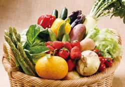 「長崎県平戸市」の「安心の地元野菜と果物のお任せセット」