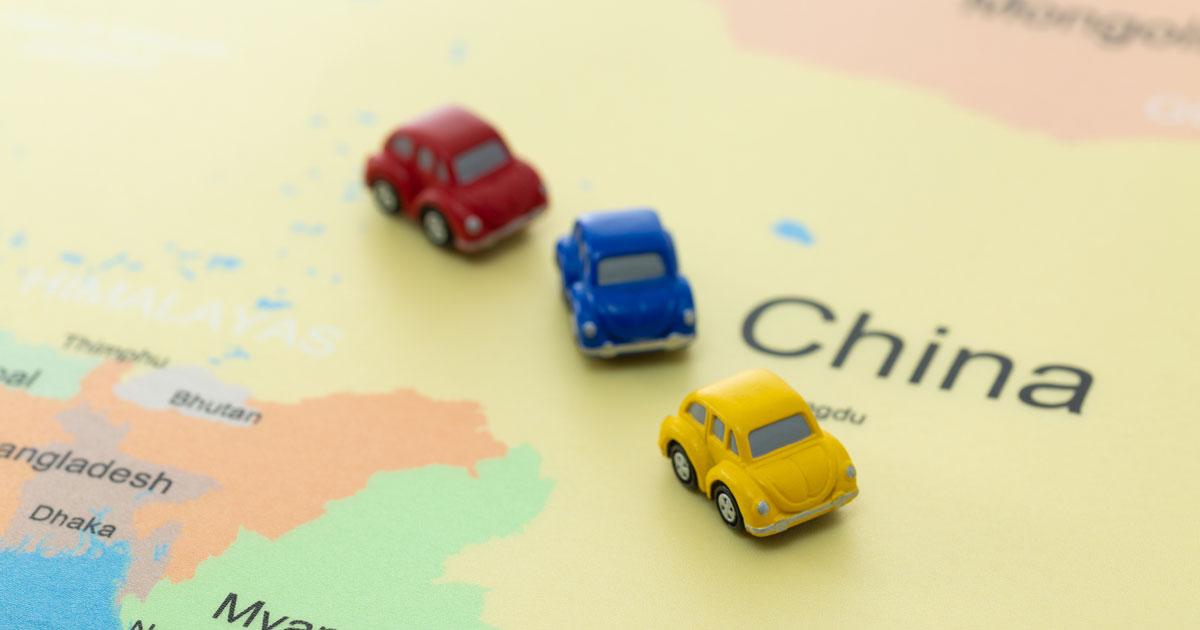 中国の自動車販売台数減少で見逃してはいけない業界の構造変化
