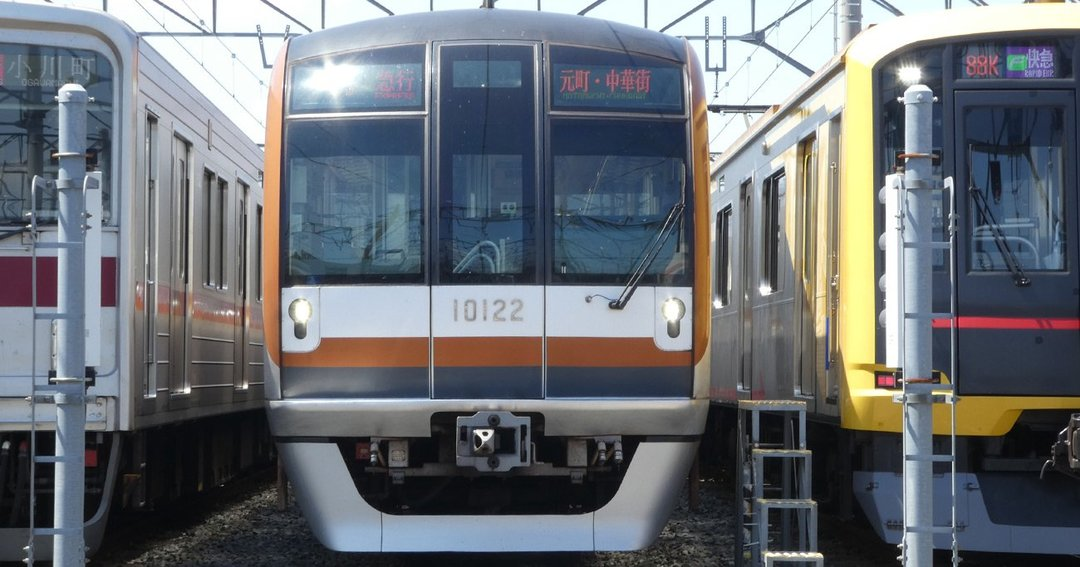 東京メトロ初の新型車両10000系