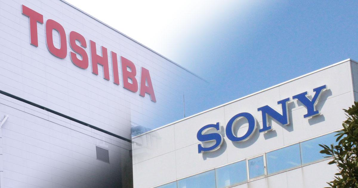 ソニーは1兆円投資、東芝は売却…真逆の半導体戦略の明暗は?
