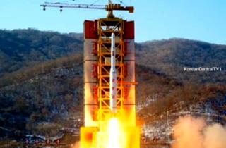 北朝鮮ミサイルの脅威の中で<br />原発再稼働は許されない