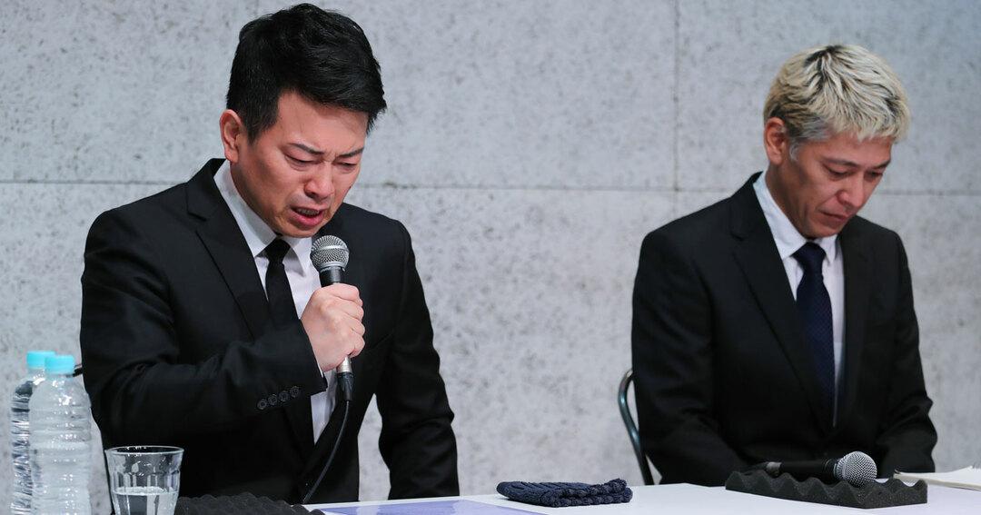 """お笑い芸人と代理人・吉本興業の""""攻守逆転""""を生んだ力"""