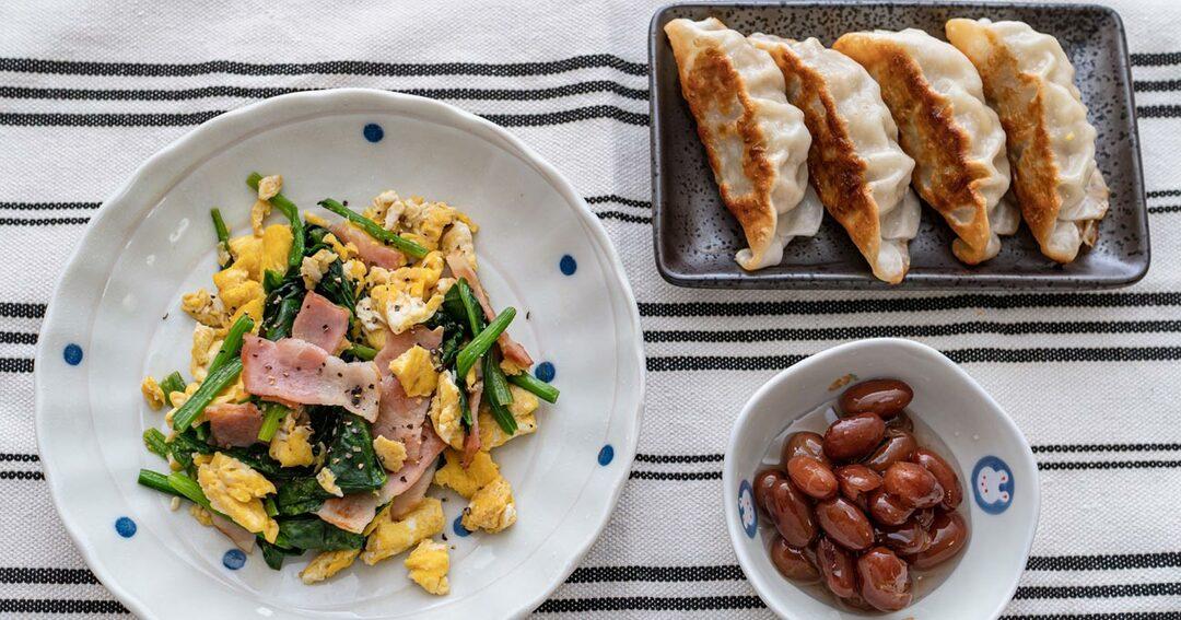 在宅勤務で太ってしまった……とならないよう、自炊でカロリーを減らすコツをお伝えします! Photo by PhotoAC