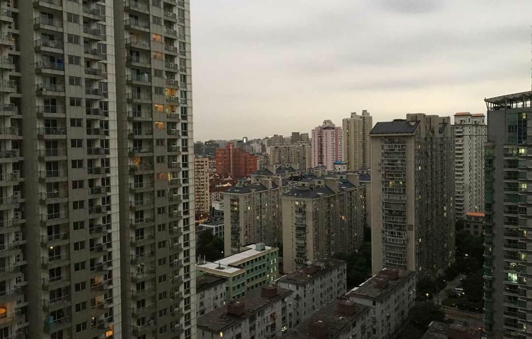 中国の不動産イメージ