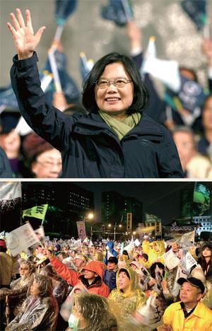 中国と距離を置く台湾新政権に習近平はどう出るか
