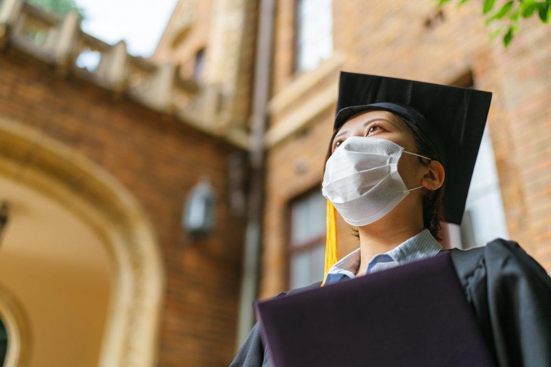 コロナに翻弄された大学