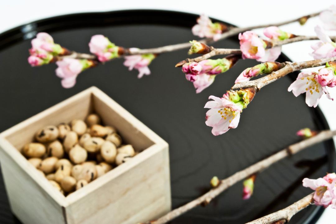 京都の花街を挙げての大々的行事「節分のお化け」
