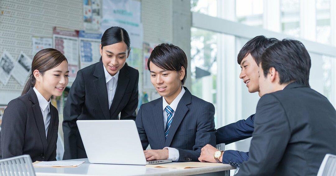 文系学生が選ぶ企業