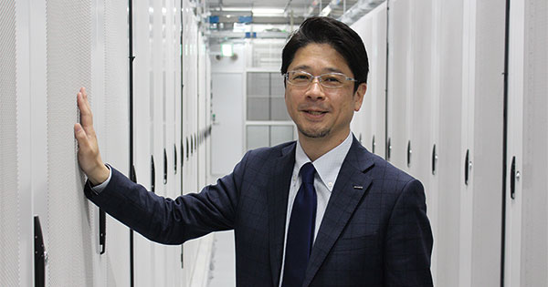NTTデータのデータセンター 三鷹データセンターEAST