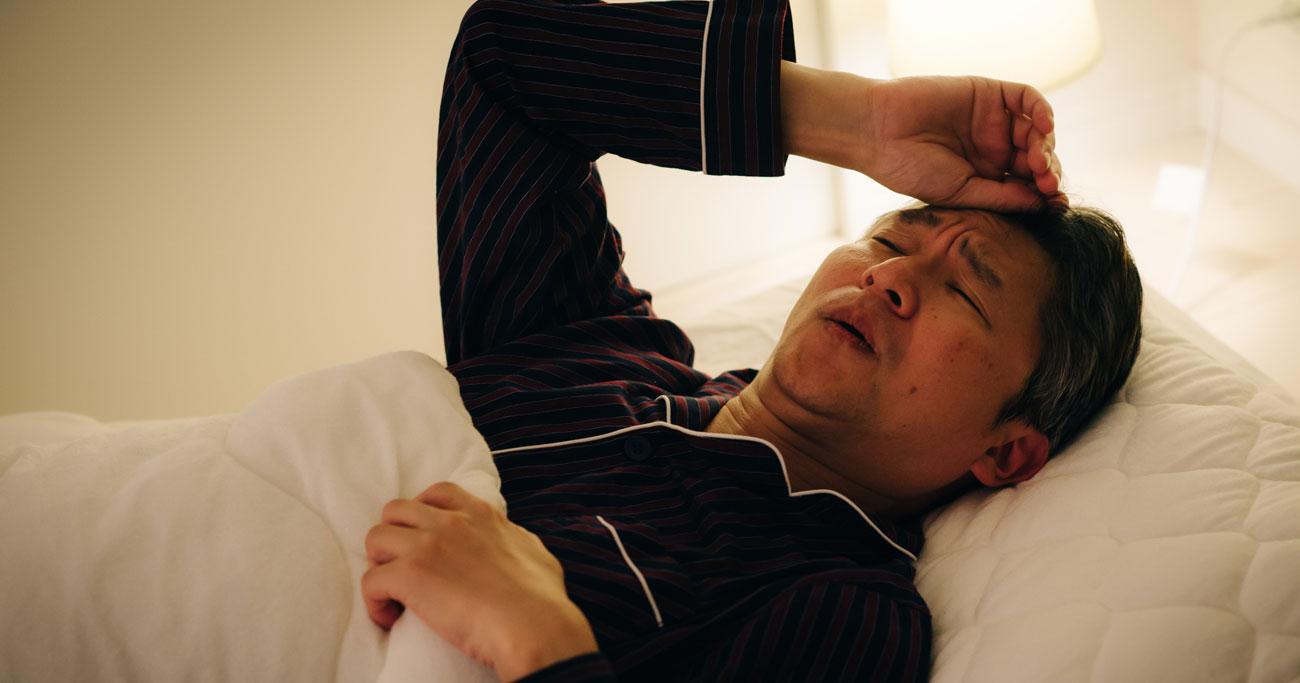 「焦れば焦るほど眠れない」神経質性不眠への森田療法流解決法