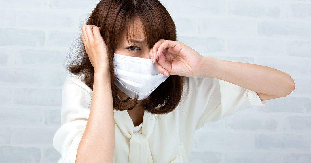 花粉症 目がかゆい