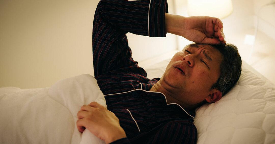 不眠に悩む人は多い
