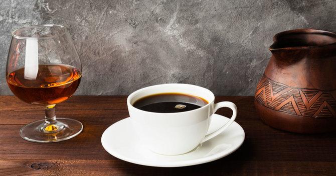 愛好家にとって、お酒とコーヒーの「適用」は想像以上に少ないようです…