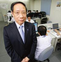 ニューコン社長 王 春華