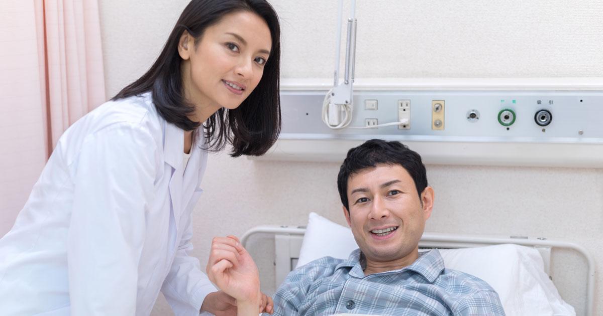 介護保険を40~64歳でも使える「16種類の病気」とは