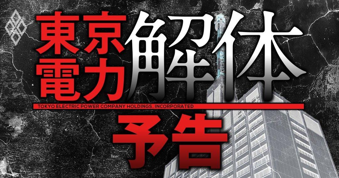 東京電力解体