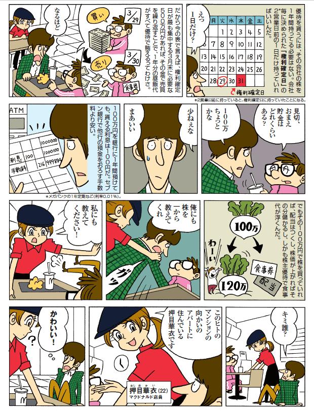 恋する株式市場!1-7