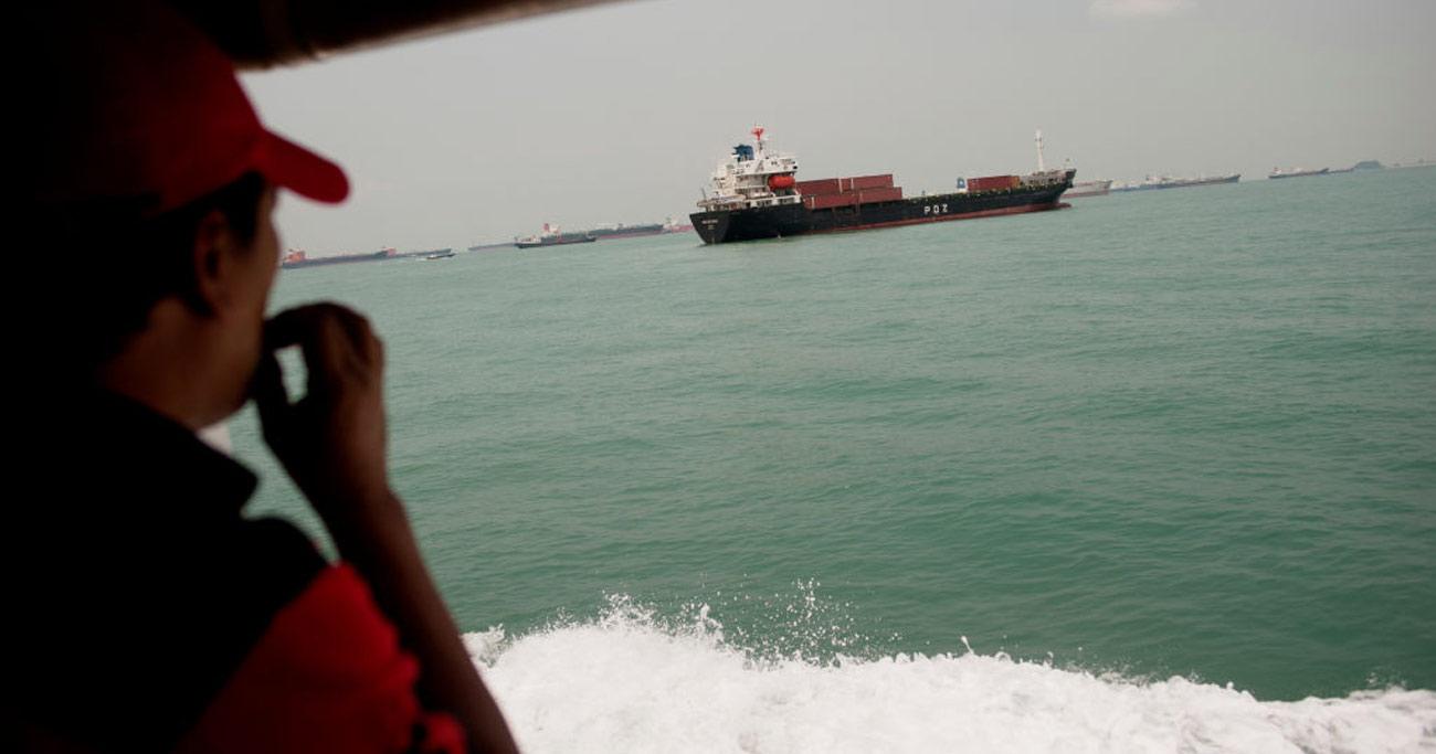 中国、マラッカ海峡で異例の警戒強化 周辺国困惑