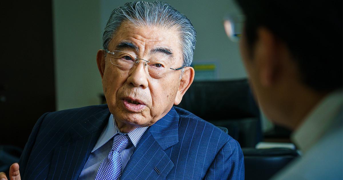 鈴木敏文氏、異能の経営者が語る「ものの考え方」の極意