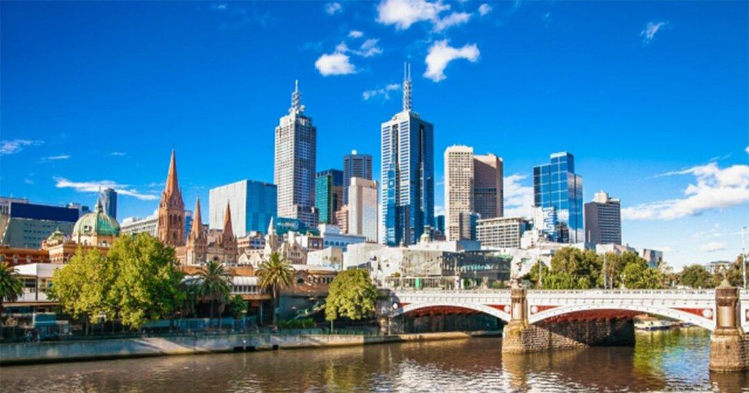 オーストラリア,メルボルン