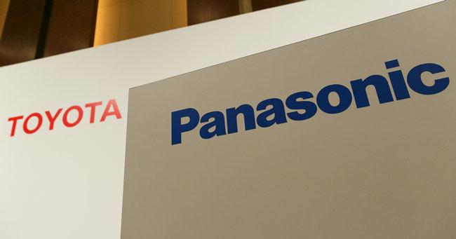 トヨタとパナソニックが車載用電池で新会社を設立