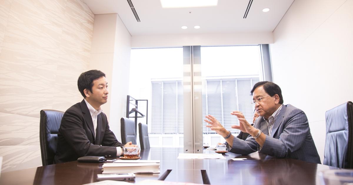 47歳から会計・ファイナンスを勉強した三菱ケミカルホールディングス小林会長が語る「経営とはM&Aだ」